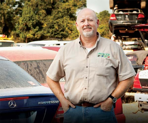 Butler Auto Recycling Jim Butler Boss of the Year