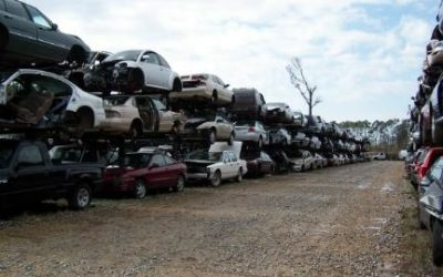 What happens to a vehicle after its wrecked? Why Auto Recycling Matters