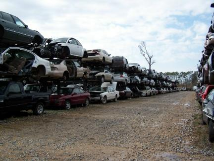 Salvage Yard Butlers Auto Recycling Pensacola